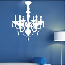 9025 pendant lamp wall sticker gorgeous light vinyl stickers chandelier wall decal wallpaper poster diy home decor nursery wall stickers order wall decals