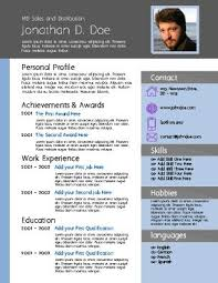 Resume for professionals and job seekers looking to highlight their unique  skills and talents. 100