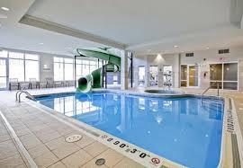 indoor pool with waterslide. Fairfield Inn \u0026 Suites By Marriott - Guelph: Indoor Saltwater Pool Waterslide With