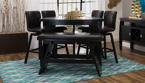 dining room tables bar height. Triangle Bar Height Dining Table Room Tables S