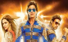 shah rukh deepika at world premiere of