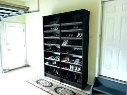 shoe rack closet shoe rack shoe rack for garage medium size of closet organizer for shoe rack