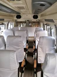 hire tempo traveller in udaipur 25