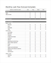 forecast model in excel excel forecast template 11 free excel documents download free