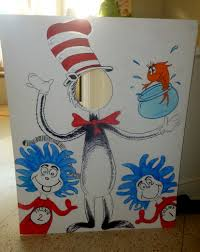 Dr Seuss Party Decorations Circus Party Decorations Dr Seuss Themed Party Decorations