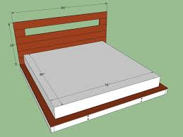 King Headboard Size Bed Frame Stunning Dimensions Of A King Size Bed Frame Cal King