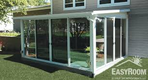 remarkable diy patio enclosure and sunroom diy kit ideas designs pictures great day improvements