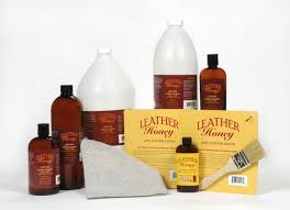 leather honey is a company with a pure and simple they create the finest leather cleaner and leather conditioner having a limited variety of