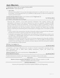 Human Resource Generalist Resume Samples Lovely Entry Level