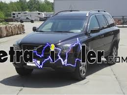 trailer wiring harness installation volvo xc video trailer wiring harness installation 2009 volvo xc90 video com