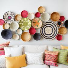 9 ways to decorate a blank wall