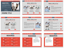 Here Are Some Free E Learning Templates To Speed Up Your Course