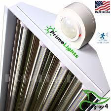 Motion Detector Shop Light Led Stingray 4 By Primelights Com