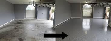 epoxy flooring garage. Epoxy Flooring Garage O