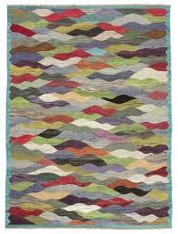 multicolor contemporary turkish wool