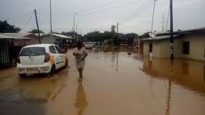 PHOTOS Koforidua Flooded Radio360