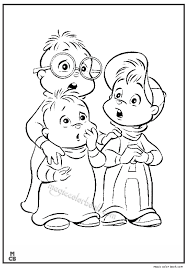Small Picture alvincl6 alvin and the chipmunks drawings az coloring pages