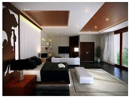 Modern Master Bedrooms Modern Master Bedroom With Wooden Ceiling Lighting Ideas And Dark