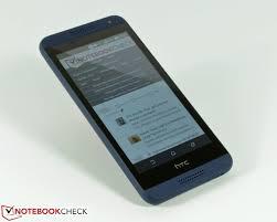 Kort testrapport HTC Desire 610 ...