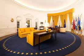 oval office rugs. Medium Image For Oval Office Rug Replica Nixon Library Rugs Through Years A