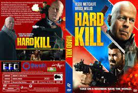 COVERS.BOX.SK ::: Hard Kill (2020) - high quality DVD / Blueray / Movie