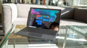 Microsoft Performance Reviews Microsoft Surface Pro 6 Review Back In Black Techradar