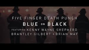 five finger punch blue on black feat kenny wayne shepherd brantley gilbert brian may
