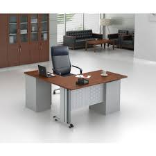 Wooden office desks Rustic China Wooden Office Furniture Metal Leg Computer Table Executive Desk Archiexpo China Wooden Office Furniture Metal Leg Computer Table Executive