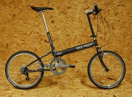 Bike Friday Pocket Llama Afine 8 Medium Folding Bike Avon Valley