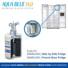 Fridge Filters Srs684gdhss Ice Maker And Water Filters From Samsung Aqua Pure