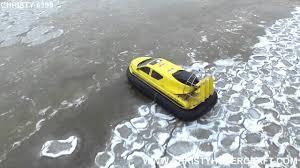 Russian Luxury Hovercraft Christy 6199 VIP/ <b>Амфибия на</b> ...