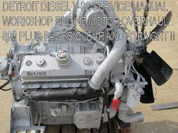 detroit diesel series 92 service manual workshop repair downloa pay for detroit diesel series 92 service manual workshop repair