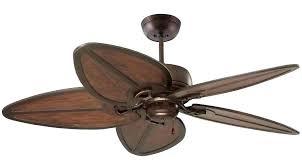leaf ceiling fan. Palm Leaf Ceiling Fan Blades Bay Shaped