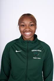 Alysha Pulliam-Robinson - 2020-21 - Women's Track & Field ...