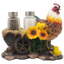 Rooster Kitchen Decor Rooster And Sunflower Kitchen Decor Theme
