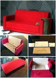 barbie furniture diy. Diy Barbie Furniture Doll My Stuff And House Ideas How To Make Dollhouse Sofa .