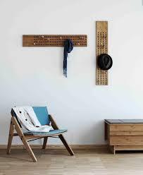 view in gallery diy pegboard coat rack