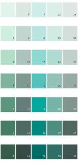 aqua paint colorsBehr Paint Colors  Colorsmart Palette 24 3 480C3 Aqua Bay
