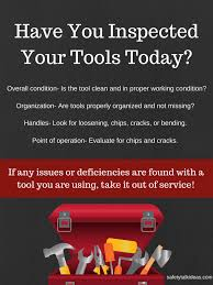 hand tool safety posters. hand tool inspection safety poster picture posters