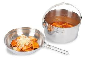 <b>Набор посуды из нержавеющей</b> стали Tatonka Kettle 4.0 купить в ...