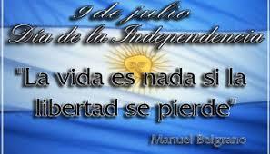 Resultado de imagen para acta de independencia argentina