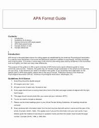 Apa Resume Template Classy Apa Table Template Word Best Templates Ideas