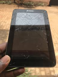Lenovo IdeaTab A2107 16 GB Black in ...