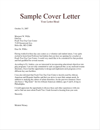 Free Examples Of Cover Letter 010 Free Sample Resume Cover Letter Template Ideas Top