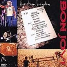 Lay your hands on me 7. Bon Jovi Live In London Japanese Dvd 239378