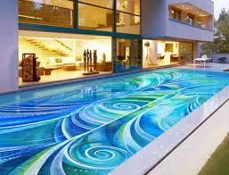 Swimming Pool Mosaic Designs