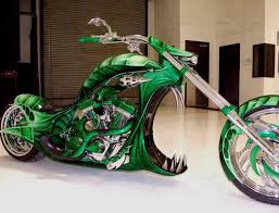 the custom chopper