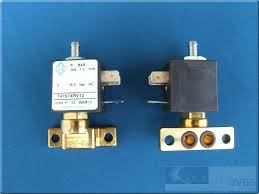 gaggia 3 way valve operation coffee machine service to check its operation you should also be able to hear the metal slug inside the solenoid moving as the supply is applied and removed at the start and end