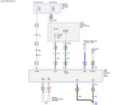 ford f tail light wiring diagram images f150 back light wiring diagram f150 desconectices