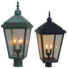 Arroyo Craftsman Post Lights Arroyo Craftsman Lap Lancaster Exterior Lamp Post Light